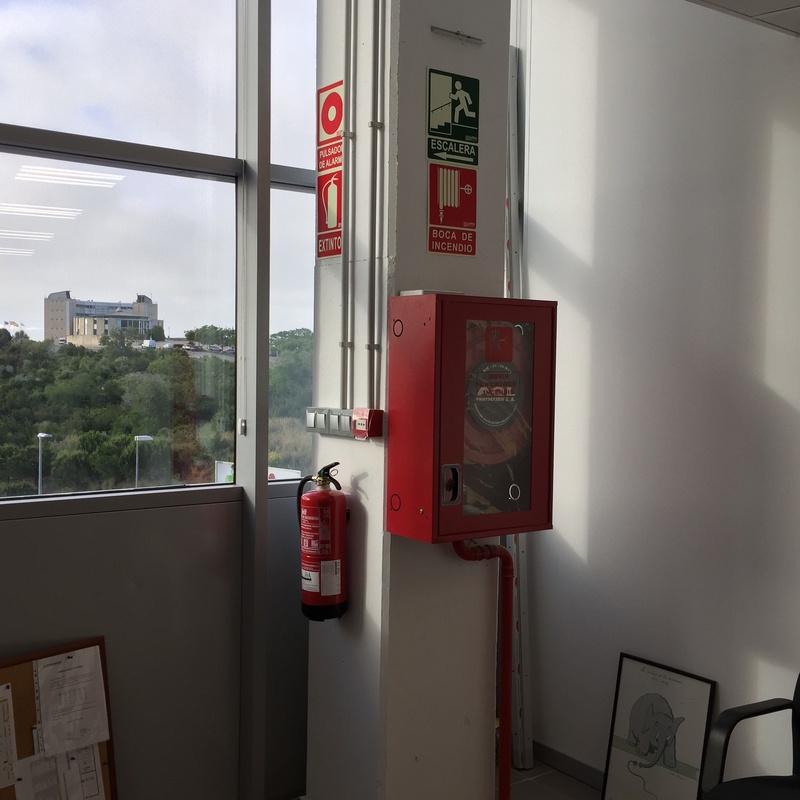 Señalización luminiscente: Servicios de ALDA Instalaciones