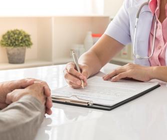 Unidad del Dolor: Servicios de Clínica JM Armario - Vida y Salud