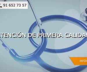 Centros médicos en San Sebastián de los Reyes