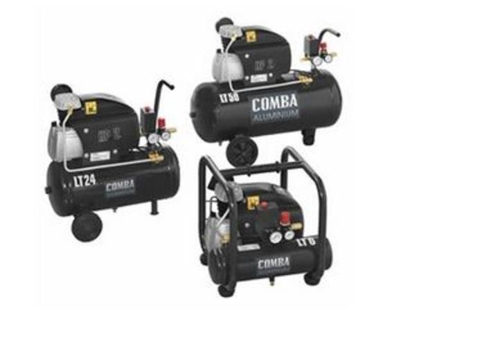 Compresores de pistón serie Comba - acoplamiento directo