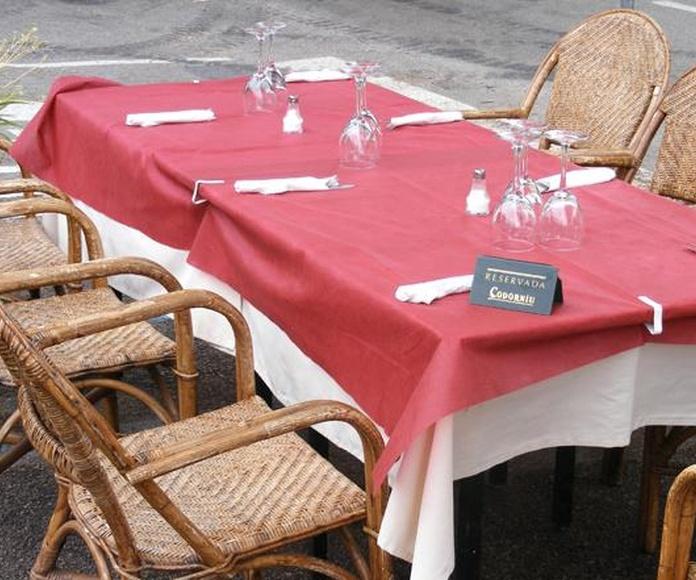 Nuestra receta : Nuestras Recetas de Restaurante Ca'n Pedro