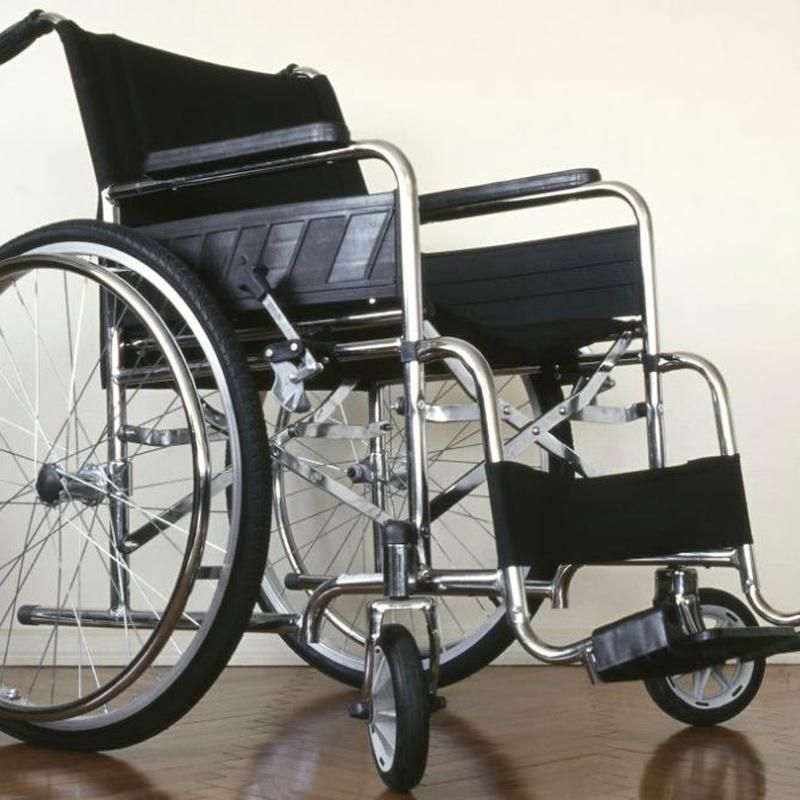 Alquiler de sillas de ruedas y andadores: Productos y servicios de Artículos de Ortopedia Valdepeñas