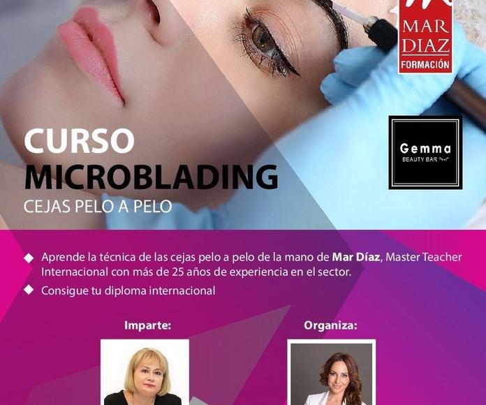 Curso de Microblading el 18 de junio en Zaragoza
