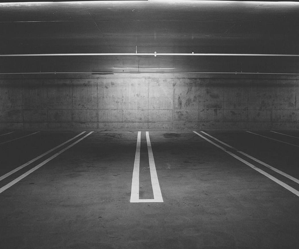 El garaje, foco permanente de suciedades y manchas