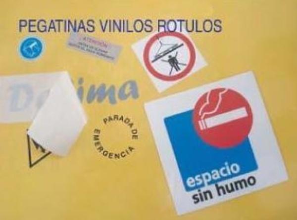 Vinilos, Pvc, Etiquetas: Catálogo de Grabados Dalima, S.L.
