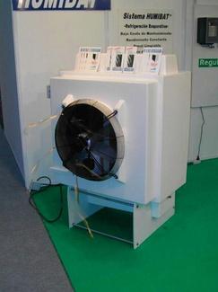 Refrigeración Evaporativa - Climatización por Enfriamiento Evaporativo