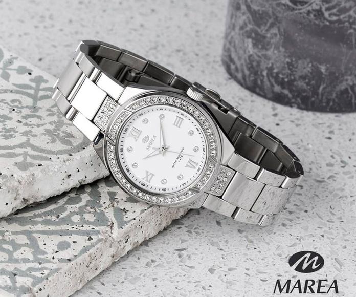 Rellotge amb pedreria