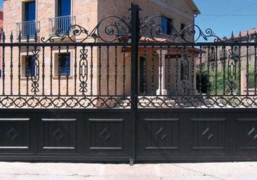 Puertas cancela