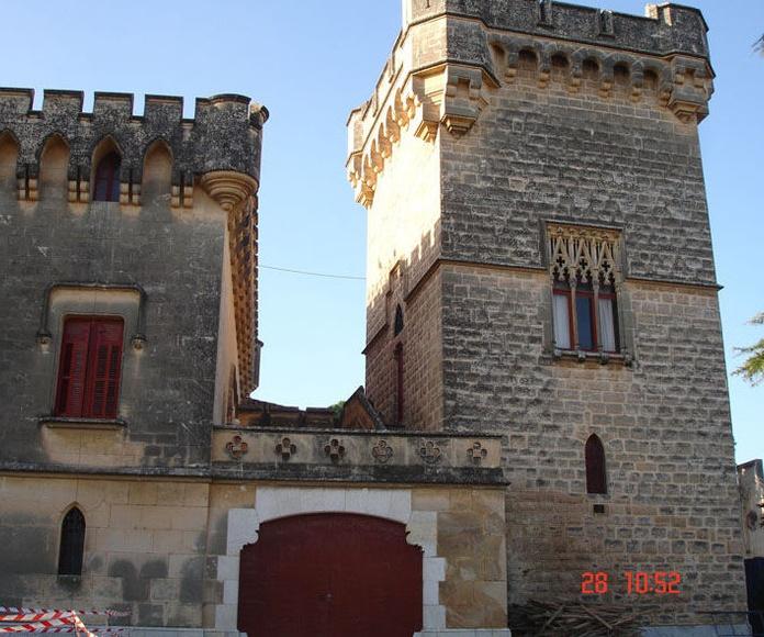 Castillo de Vila-seca. Vila-seca y Salou (Tarragona)