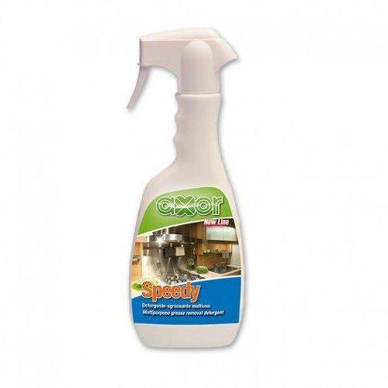 Z93 Detergente desengrasante Speedy: ESTUFAS DE PELLETS GRANADA de AHORRALIA