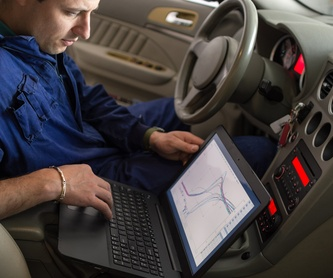 Reparación de airbag: Servicios de José Fernández García, S.L.