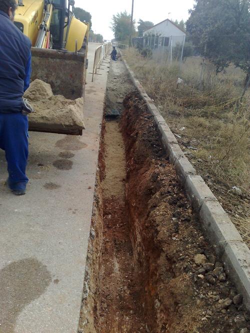 Fotos de Construcciones hidráulicas en Madrid | Trazansa (Trabajos y Canalizaciones, S.A.)