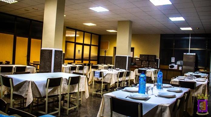 Comedor: SERVICIOS QUE OFRECEMOS de Residencia Universitaria Don Bosco