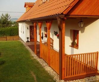 Puertas de madera: Servicios de Carpintería Alfonso