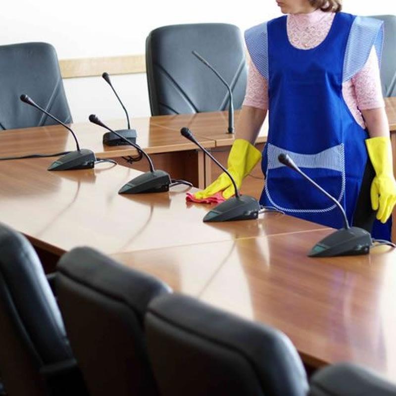Limpieza de oficinas: Servicios de LIMPIEZAS GRAN MERLÍN