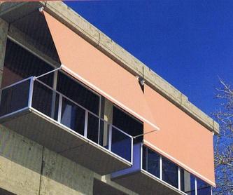 5. TENSADO: Catálogo de Toldos Gea