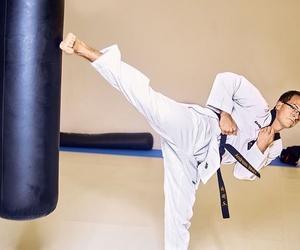 Combate el estrés con el taekwondo