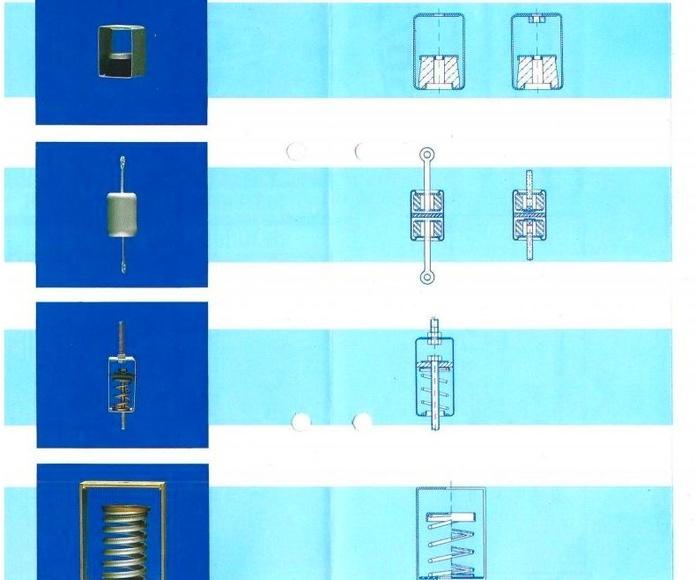 Lesol, sistemas para el control de ruidos, vibraciones y choques