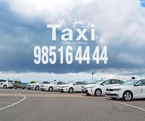 Taxi Gijón reserva