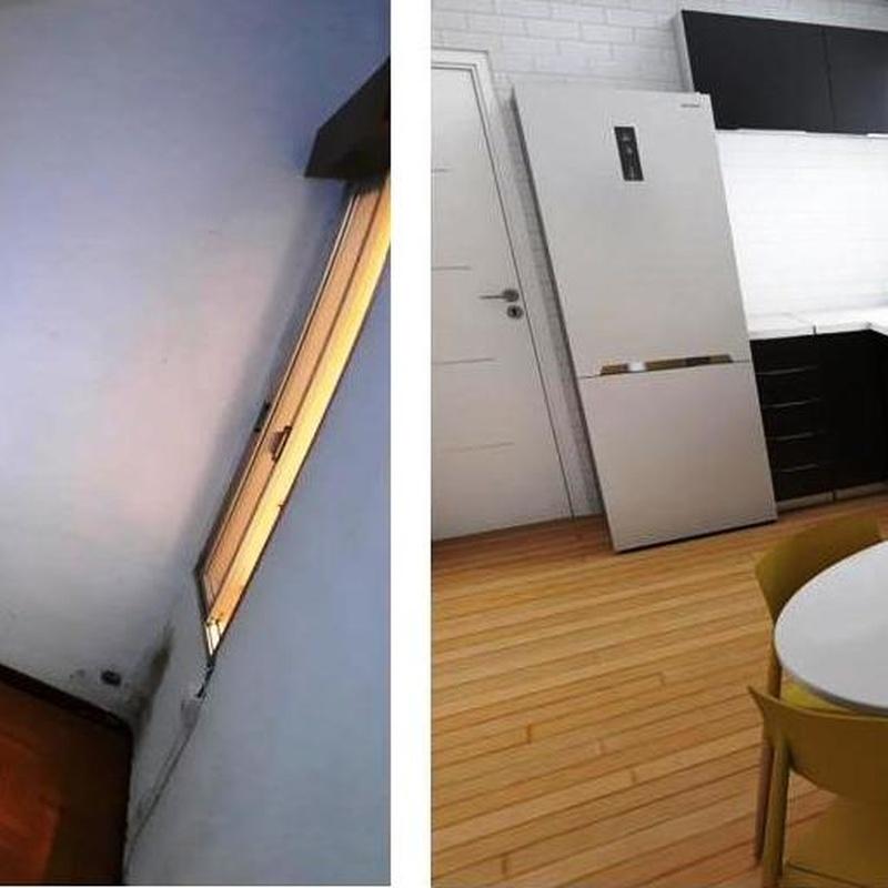 Piso en calle de la Povedilla, 7. Estupendo apartamento a reformar en Goya:  de Vicente Palau Jiménez - Agente Inmobiliario