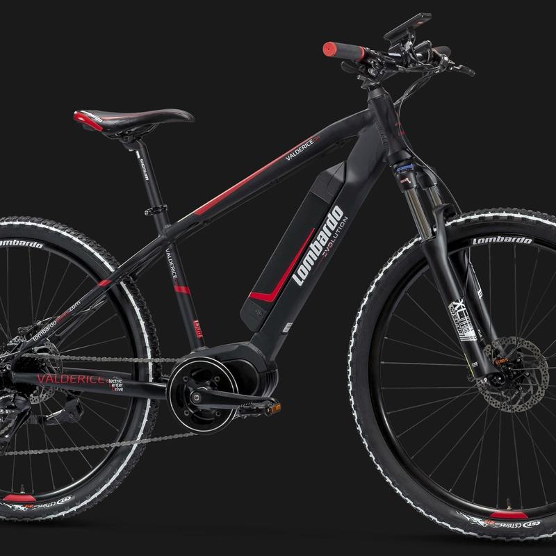 LOMBARDO VALDERICE CM:  de E-Bike Guadarrama