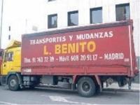Empresas de guardamuebles en Hortaleza, Madrid - Transportes y Mudanzas Javier Benito