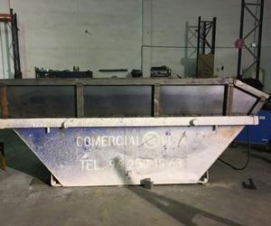 Reparación de contenedores metálicos en Valencia