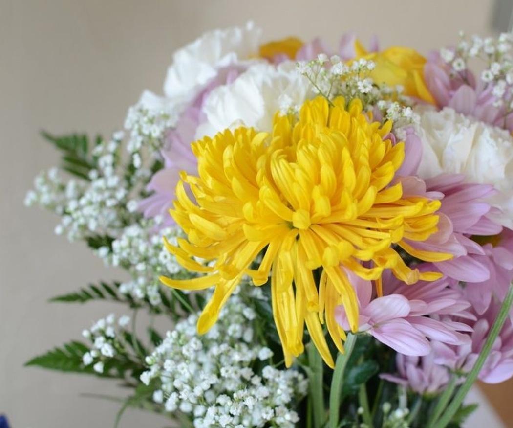 Las flores más habituales en un funeral
