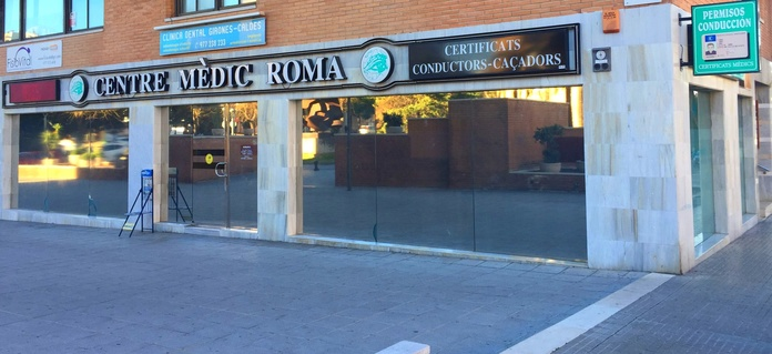 Certificados para uso de armas: Servicios de Centre Médic Roma
