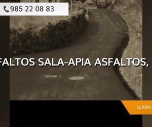 Empresas de asfalto en Asturias