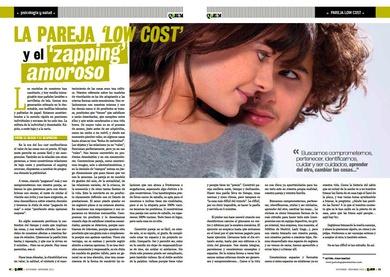 Colaboración en la Revista Quorum, dominical de La Gaceta