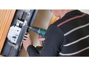 Cambio e instalación de cerraduras