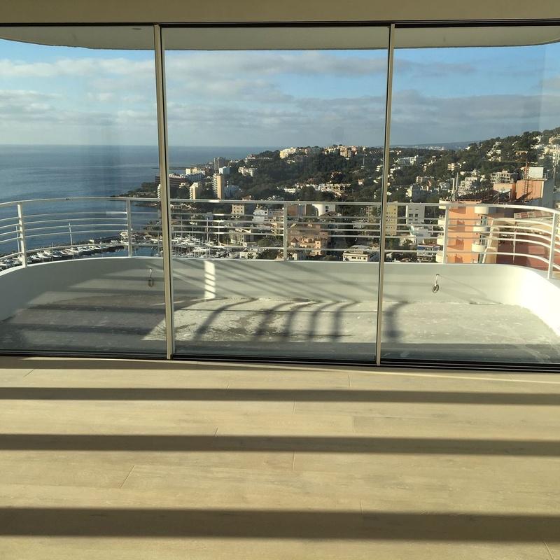 Ventanas y puertas de aluminio: Servicios de Prestarea Balear