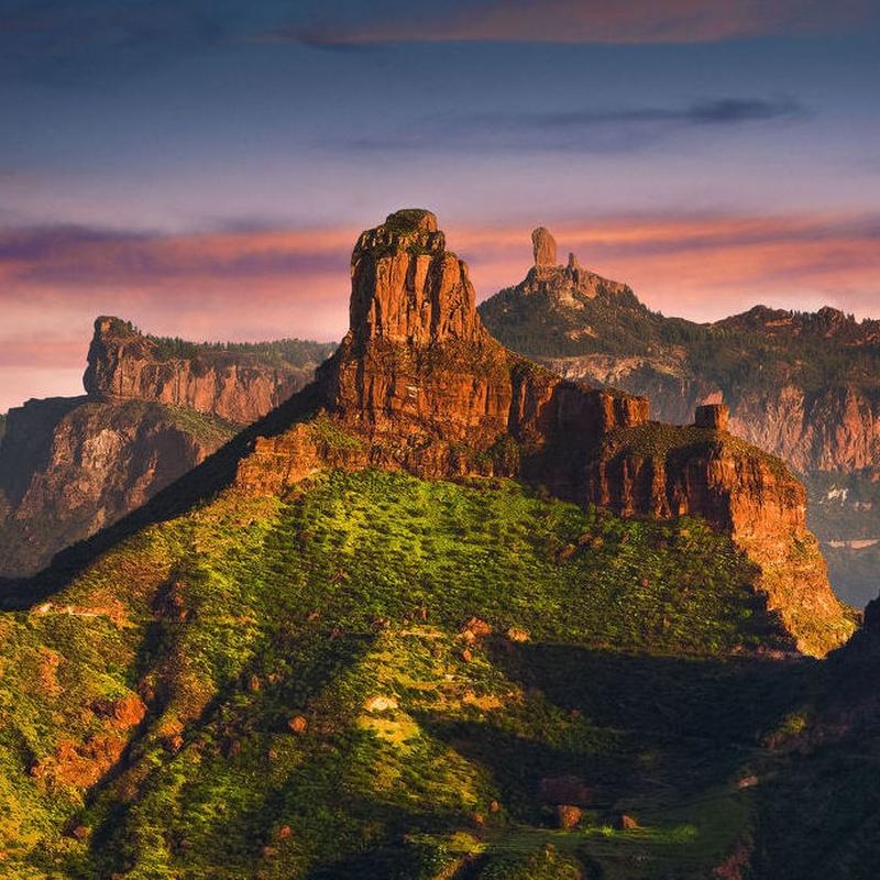 Tours & Excursiones por Gran Canaria - Tours & Excursions by Gran Canaria - Roque Bentayga & Roque Nublo
