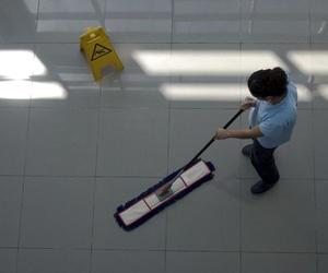 Limpieza de grandes superficies