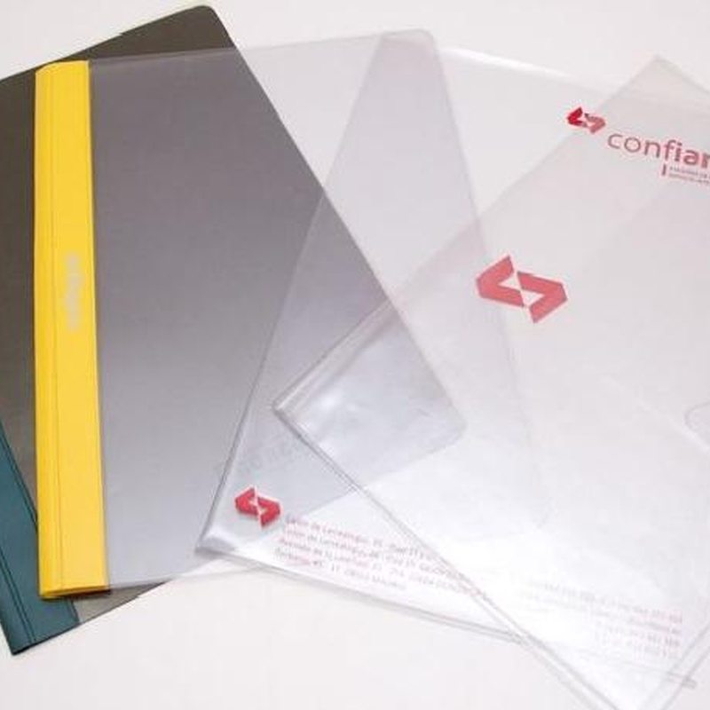 Carpetas Fastener - Dossieres: Catálogo de productos de Exclusivas Goimar, S. L.