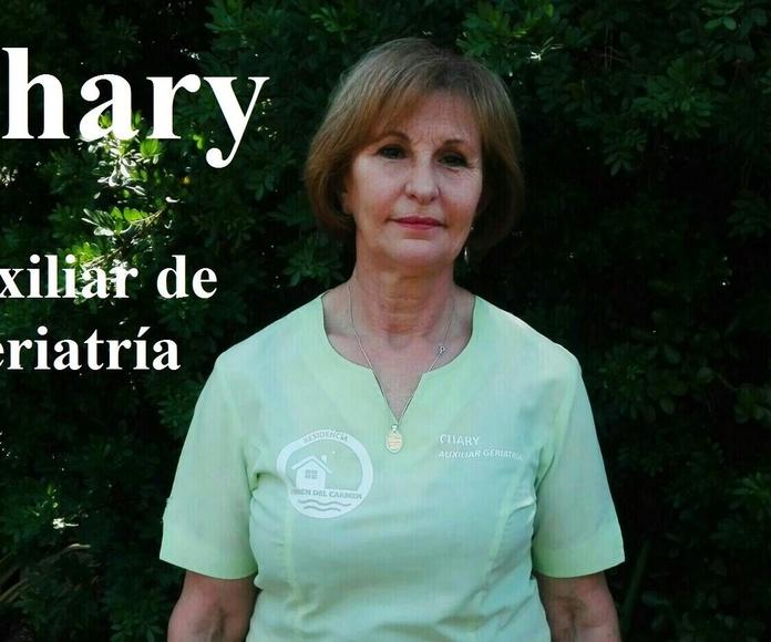 Nuestra plantilla : Nuestra Residencia de Residencia Virgen del Carmen