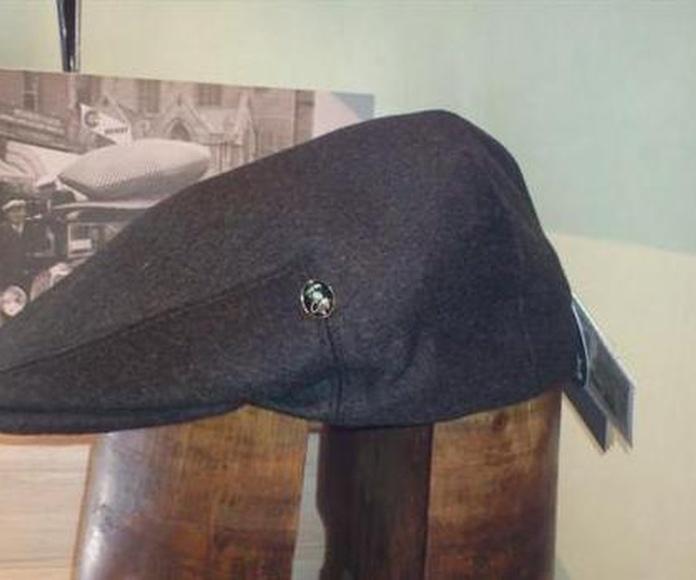 Gorra Loden marrón: Catálogo de Sombrerería Citysport