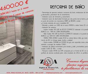 OFERTA reforma de baños