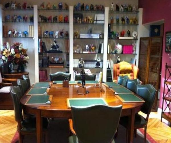 Buscar notario en Madrid centro | Notaría D. Luis Garay Cuadros