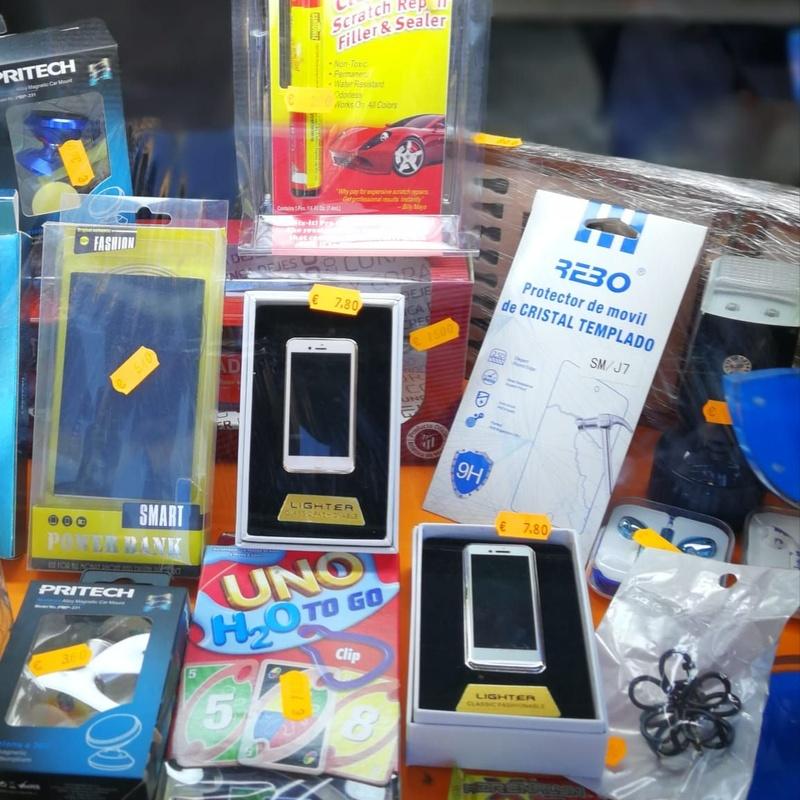 Telefonía móvil: Servicios de Bazar el chollo