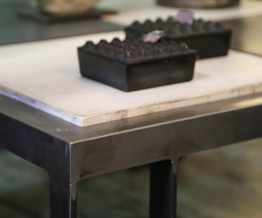 Los muebles de madera envejecida