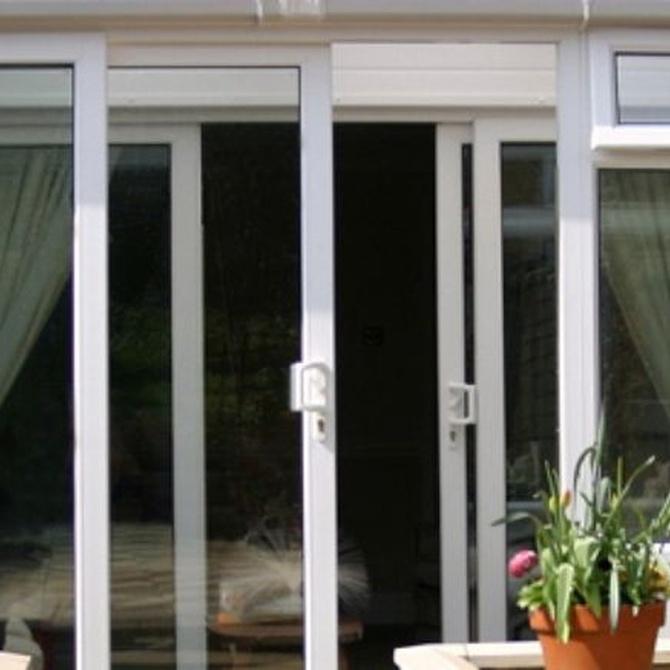 Las ventanas de aluminio anti-robo