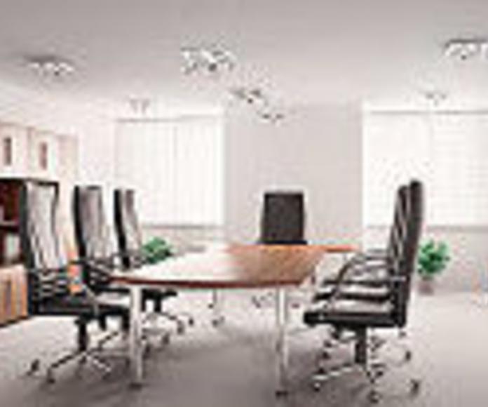 reformas económicas de oficinas en Madrid zona Castellana