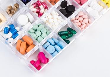 Preparación de pastilleros