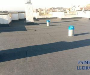 Impermeabilización y aislamiento de cubiertas