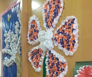 Flores elaboradas por personas mayores