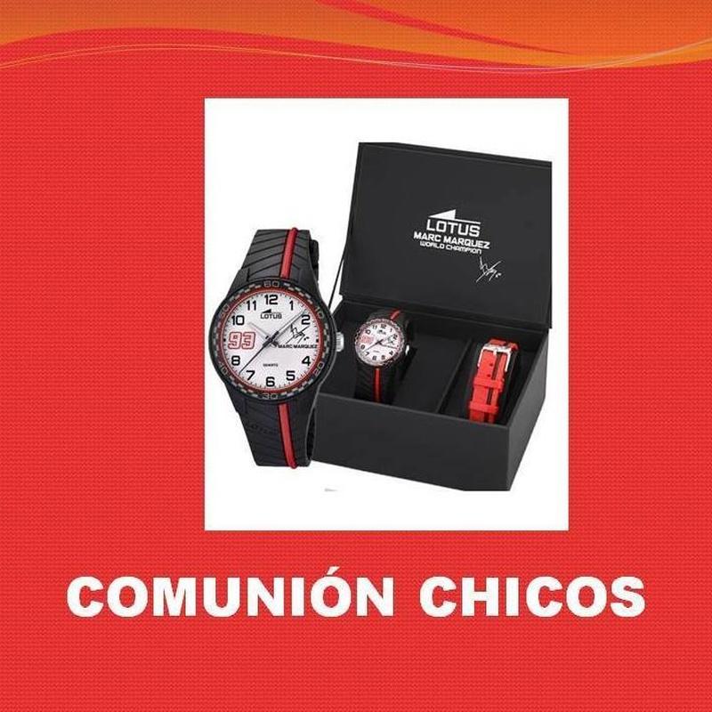 regalos para comunión en joyería relojería en Puerto de Santa María