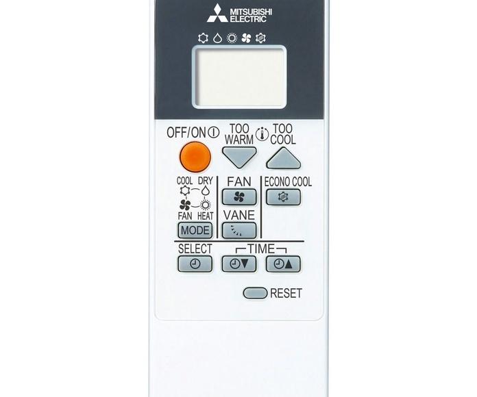 1X1 MITSUBISHI ELECTRIC  INVERTER Modelo MSZ-DM35VA  R410A: Productos-Ofertas de IVÁN ESPINO AZCONA