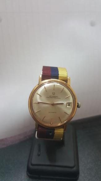 Reloj Universal Polerouter Genéve: Compra Venta de Oro y Plata de MR. SILVER & GOLD
